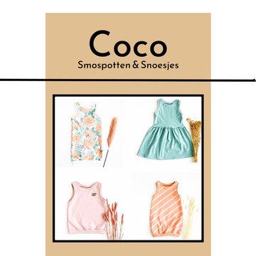 Smospotten en snoesjes - Coco