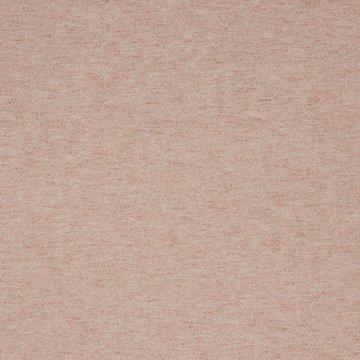 French terry - Gemeleerd pastelwarmroze