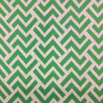 Coupon 150 / Jacquard - Lily zigzag
