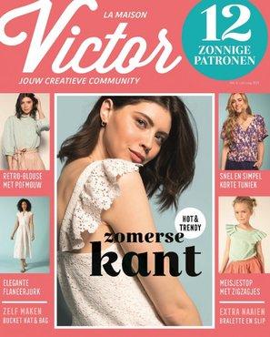 La maison victor / editie 4 jul-aug 2021