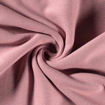 Fleece katoen - Roze 14