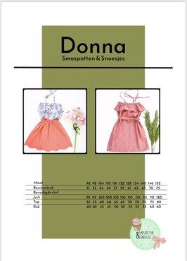 Smospotten en snoesjes - Donna