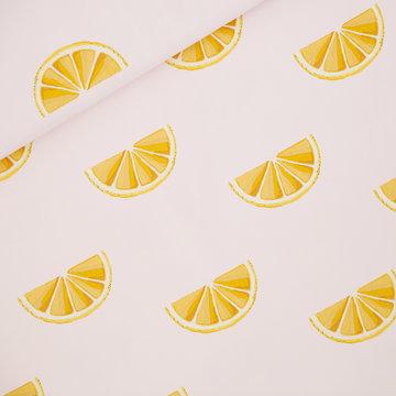 Canvas twill - Playtime Oranges