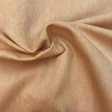 Gerecycleerd canvas - Oker chambray