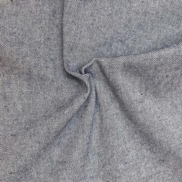 Gerecycleerd canvas - Marine chambray