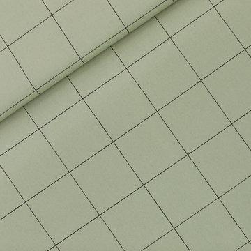 Canvas twill - Playtime Thin grid XL
