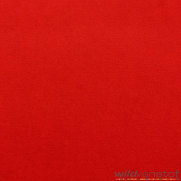 Nicky velours - Rood 15