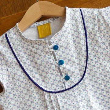 Compagnie M - Mara blouse 1-10j