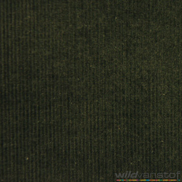 Ribfluweel 16W - Dennegroen