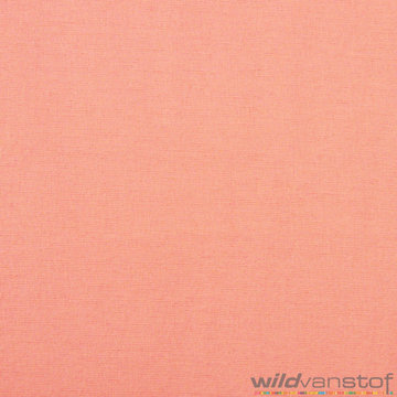 Flanel uni 250cm - Roze