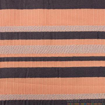 Roze en blauwe brede strepen