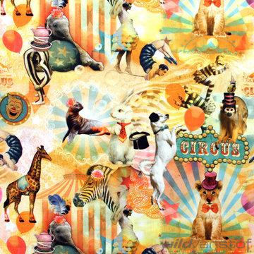 Circusprint groot