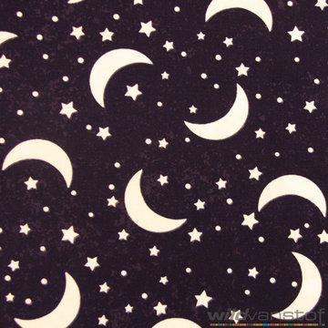 Lichtgevende sterrenhemel