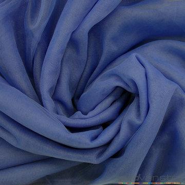 Mesh tule - kobaltblauw