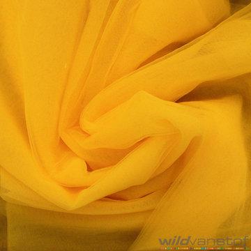 Mesh tule - geel