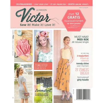 La maison victor /editie 4 juli-augustus 2017