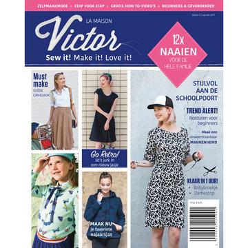 La maison victor /editie 5 september-oktober 2017