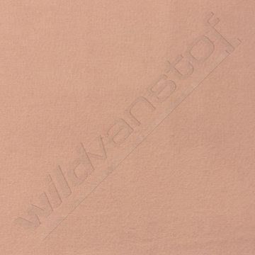 Flanel uni 265cm - Lichtroze
