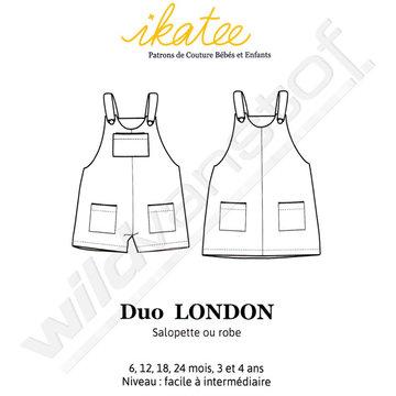 Ikatee - Duo London