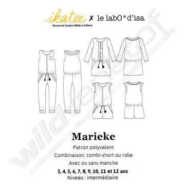 Ikatee - Marieke