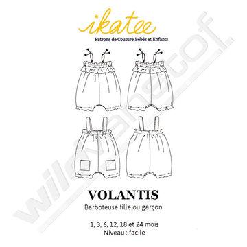 Ikatee - Volantis