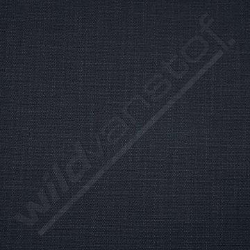 Linnen stretch - Donkerblauw