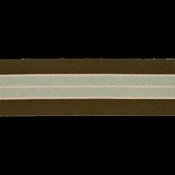 Lint strepen groen