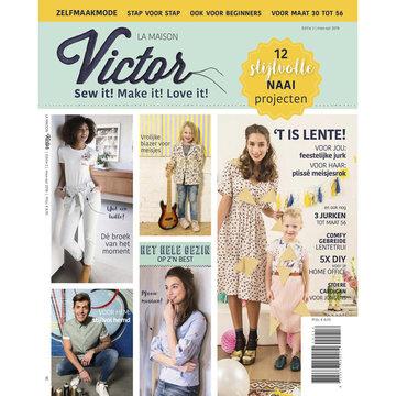 La maison victor /editie 2 maart-april 2018