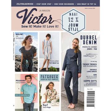 La maison victor /editie 3 mei-juni 2018