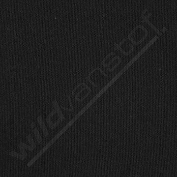 Polyester 280cm - Zwart