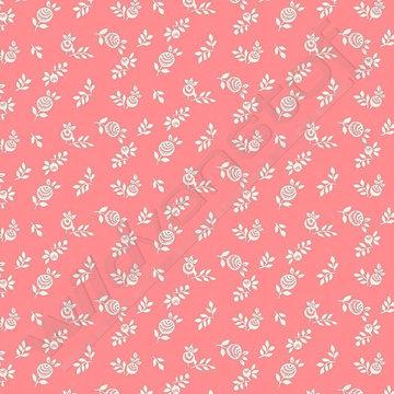 Bloemetjes op roze 3