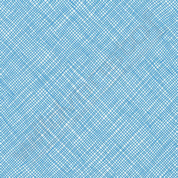 Willekeurige strepen blauw-wit