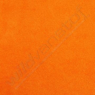 Badstof stretch - Oranje 36