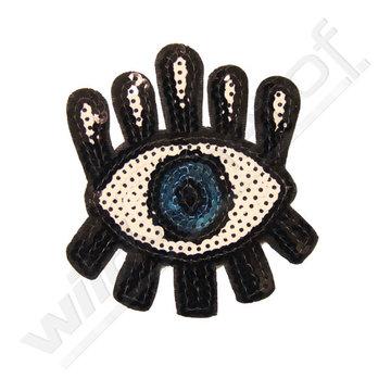Applicatie oog