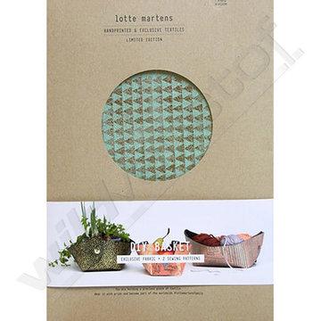 Lotte Martens DIY mandje - Jumeaux mint