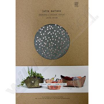Lotte Martens DIY mandje - Coreao felt grey