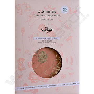 Lotte Martens DIY - Zinnia rose jersey mac 004