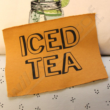 Applicatie flex - iced tea