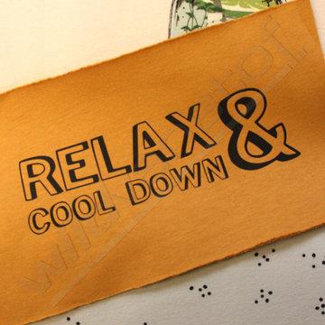 Applicatie flex - relax