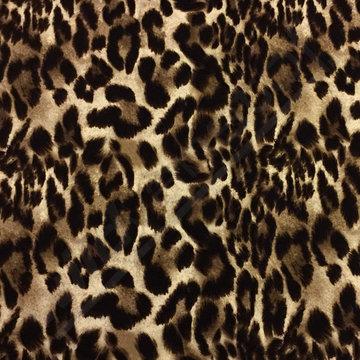 Punta luipaardprint bruin