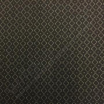 Punta - Geometrische vierhoek zwart
