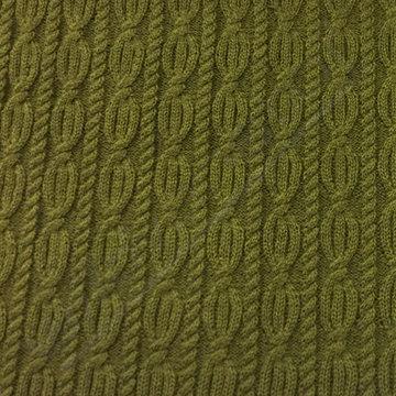Grobstrick - Groen