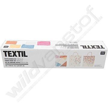Textielverf - Metallic
