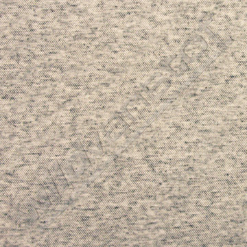 Linnen jersey grijs gemeleerd
