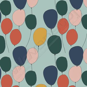 Tricot - Elvelyckan balloon