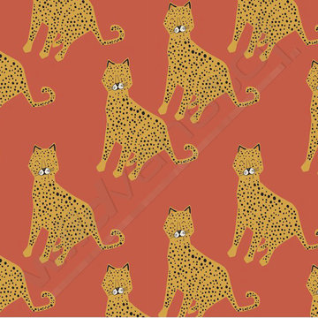 Tricot - Elvelyckan leopard
