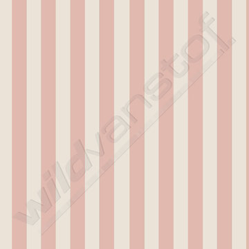Tricot - Elvelyckan Vertical pink & creme