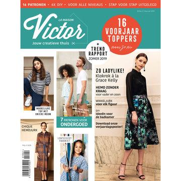 La maison victor /editie 2 maart-april 2019