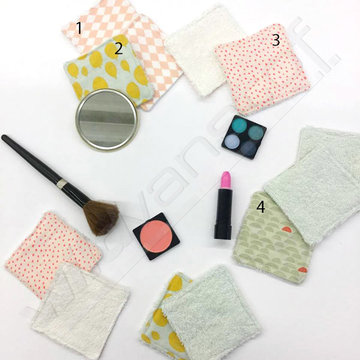 Stoffenpakket Make-up doekjes