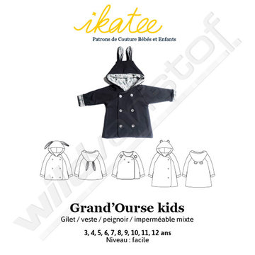 Ikatee - Grand'Ourse kids